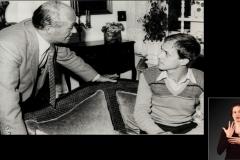 JOMI und Vater
