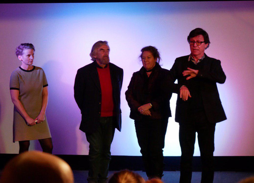 Filmvorführung in Hamburg 2019